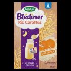 Saveur riz/carottes sachet de 210g