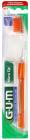 Brosse à dents souple compacte coloris aléatoire