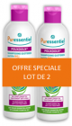 Duo shampoing quotidien poux doux bio 2x200ml
