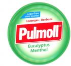 Pastilles à sucer sans sucre menthol eucalyptus 45g