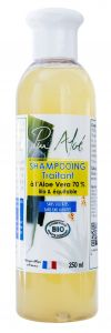 Shampoing traitant à l'Aloé véra 70% 250ml