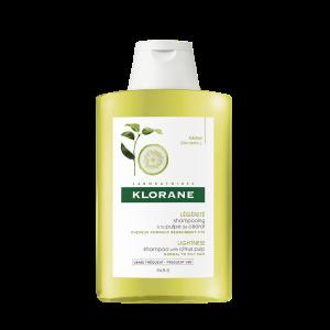 Shampoing à la pulpe de cédrat 200ml