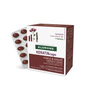 Anti-chute keratin caps 3 boites de 30