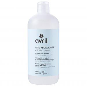 eau micellaire bio 500ml