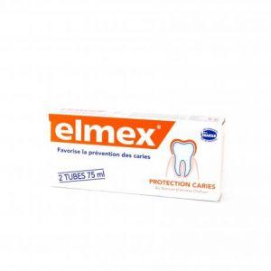Dentifrice anti-caries 2x75ml