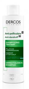 Shampooing anti-pelliculaire cheveux gras 200ml