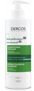 Shampooing anti-pelliculaire cheveux gras 390ml
