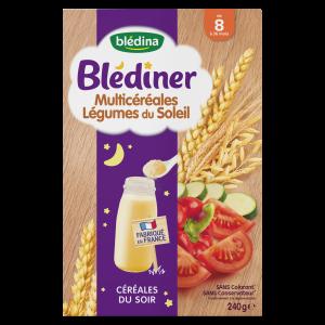 Saveur légumes du soleil Sach/240g