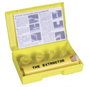 Extractor 4 embouts