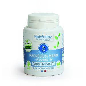 Magnésium marin + B6 gélules boite de 40