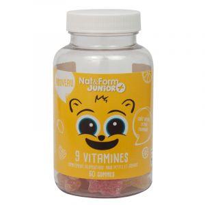 Ours +9 vitamines boite de 60