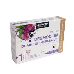 Desmodium ampoules 10ml boite de 20
