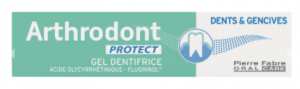 Gel dentifrice fluoré Protect 75ml