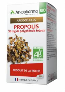 propolis bio gélules boite de 40