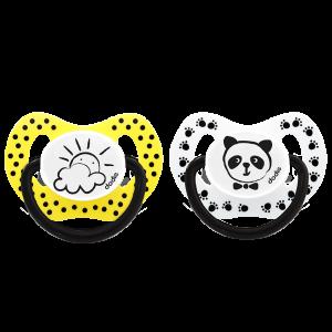 Physiologique 0-6 Panda/Soleil P33 coloris aléatoire