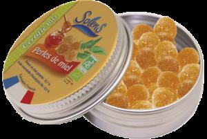 Perle de miel eucalyptus bio 50g