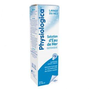 Physiologica isotonique eau de mer 100ml