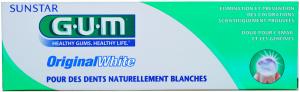 Gel dentifrice blancheur 75ml