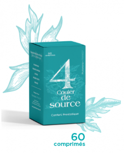 N°4 Couler de source 60 comprimés