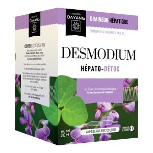 Desmodium 10ml boite de 20