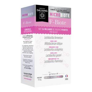 F-Biote gélules boite de 30
