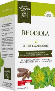 Rhodiola boite de 15