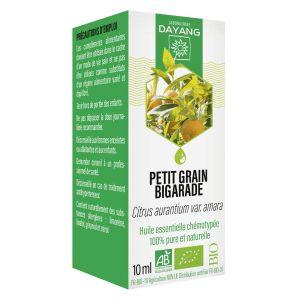 Petit grain bigarade Bio 10ml