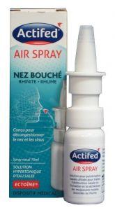 Air spray nez bouché 10ml