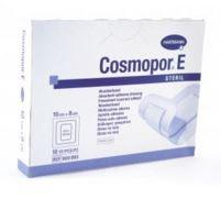 Pansements adhésifs stériles + Compresses absorbantes 8x10cm boite de 10