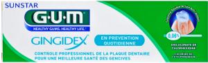 006% Gel dentifrice gencives sensibles 75ml