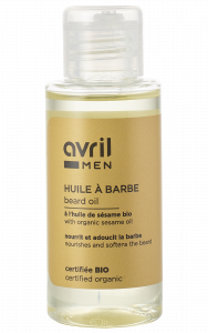 huile à barbe bio 50ml