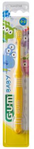 Brosse à dents 0-2 ans coloris aléatoire