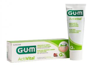 Gel dentifrice prévention quotidienne complète 75ml