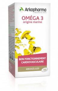omega 3 origine marine boite de 180