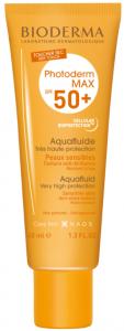 Max SPF50+ aquafluide non teinté 40ml