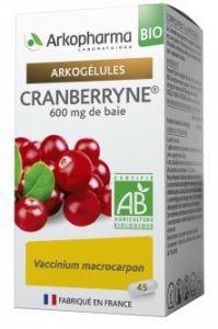 cranberryne bio boite de 45