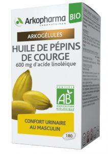 huile de pépins de Courge boite de 180