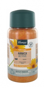 Sels de bain Arnica active Pot 600g
