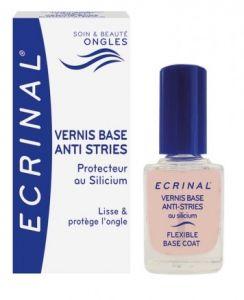 vernis base anti stries au silicium 10ml