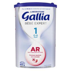 1er âge lait en poudre boite de 800g