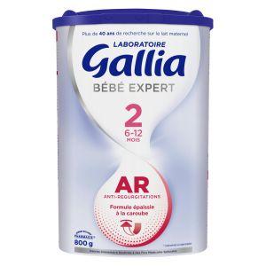 2ème âge lait en poudre 800g