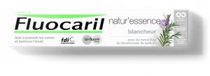 Pâte dentifrice bi-fluoré 145mg blancheur 75ml