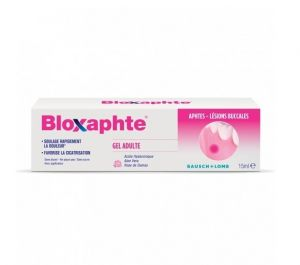 Gel buccal aphtes adulte 15ml
