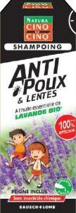 Shampoing anti-poux lavande bio 100ml