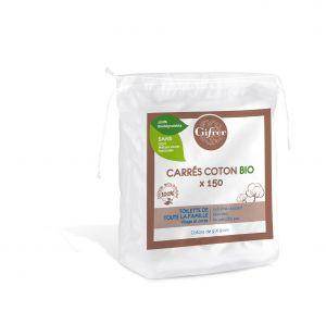 Carré coton Bio sachet de 150