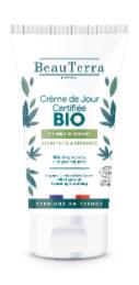 Crème de jour à l'huile de chanvre BIO 50ml