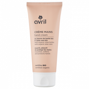 crème mains bio 100ml