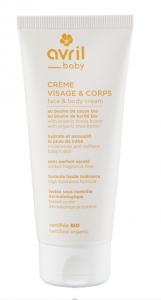 crème visage et corps bio 100ml