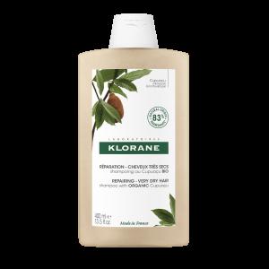 Shampoing au beurre de cupuaçu bio 400ml