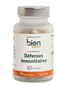 Défenses immunitaires boite de 60 gélules